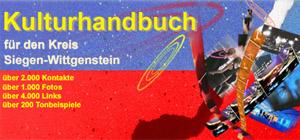 Kulturhandbuch für den Kreis Siegen-Wittgenstein