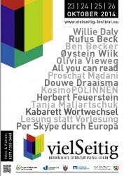 europäisches Literaturfestival vielSeitig